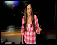Love You Like a Love Song Cover By Tiffany Alvord Video Clip