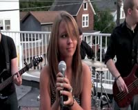 Without You Cover By Ali Brustofski Video Clip