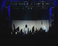 White Shadows Video Clip