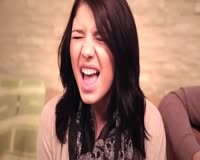 Girl On Fire Cover By Nicole Cross Video Clip