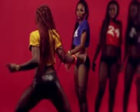 Coupe Decale Remix Video Clip