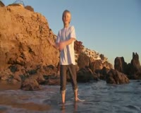 Hall of Fame Cover By Carson Lueders Video Clip