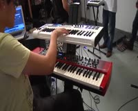 Scary Monsters And Nice Sprites Cover By Pinn Panelle Klip ng Video