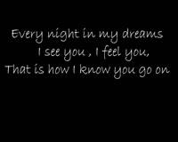 Titanic Only Lyrics Video Clip