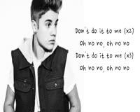 Confident Only Lyrics Video Clip