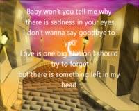 Sad Only Lyrics Video Clip