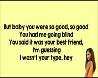 Break Your Heart Right Back Only Lyrics Video Clip