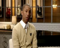 Coach Me Pharrell Video Clip