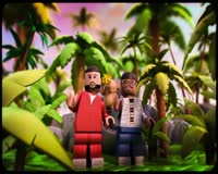 Bananaz Video Clip