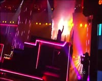 Party Rock with Justin Bieber AMA 2011 Video Clip
