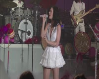 Teenage Dream Live on Letterman Video Clip