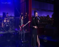 Slow Down Live David Letterman Video Clip