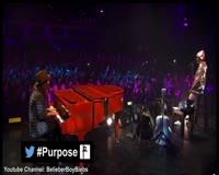 Purpose Live Performance فيديو كليب
