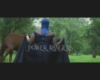 Power Rangers Video Clip
