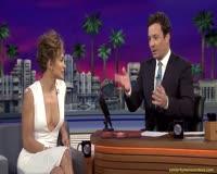 waptrick.com Jennifer Lopez The Tonight Show Starring Jimmy Fallon 2014 06 16 1 2