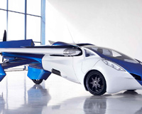 Prototype Flying Car
