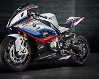 2015 BMW Safety Motorcycle