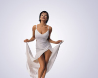 Severina White Dress