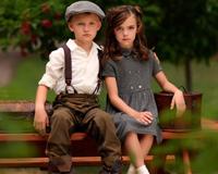 Sweet Girl And Boy Couple