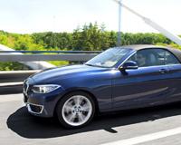 2015 BMW 220d Convertible