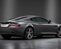Aston Martin DB9 Coupe Silver Bullet