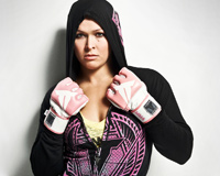 Ronda Rousey MMA Ultimate Fighter