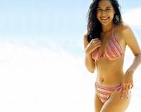 Laila Boonyasak With Bikini