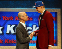 Knicks Make Kristaps Porzingis
