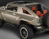 Hummer HX Concept Car