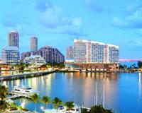 Nice Miami View Sunset