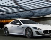 White Guardian Maserati