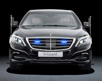 2016 Mercedes Benz S600 Pullman Maybach S Guard