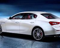 Maserati Ghibli White Pearl