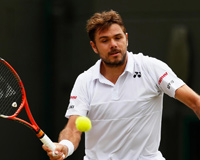 Wawrinka The King Of Wimbledon