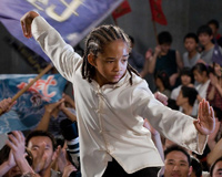 Jaden Smith From Karate Kid