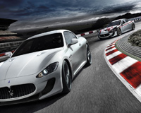 Maserati Granturismo MC Stradale 2 On Race
