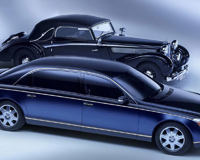 Maybach From Past To Future