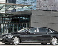 2015 Mercedes Maybach S600 Ready To Duty