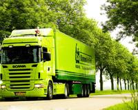 Scania R620 Green