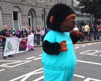 Celebrate Aberdeen Parade 2015