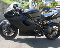 2012 Ducati 848 Evo errët