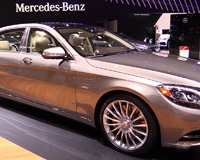 2016 Mercedes Maybach S600 From New York Auto Show