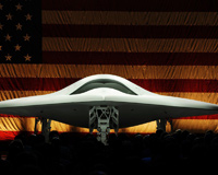 Boeing X 45 Phantom Ray 01