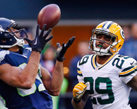 Seattle Seahawks vs Green Bay Packers NFL