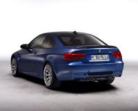 BMW M3 2011 Blue