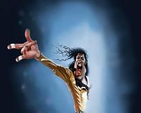 Michael Jackson Caricature 01