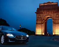 India Maserati Quattroporte