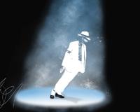 Michael Under The Lights