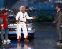 Back To The Future Celebrate On Jimmy Kimmel