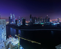 Downtown Dubai Nights